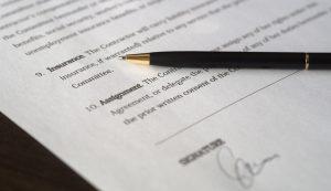 traducción contrato