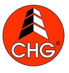 CHG Logo. Maestros constructores