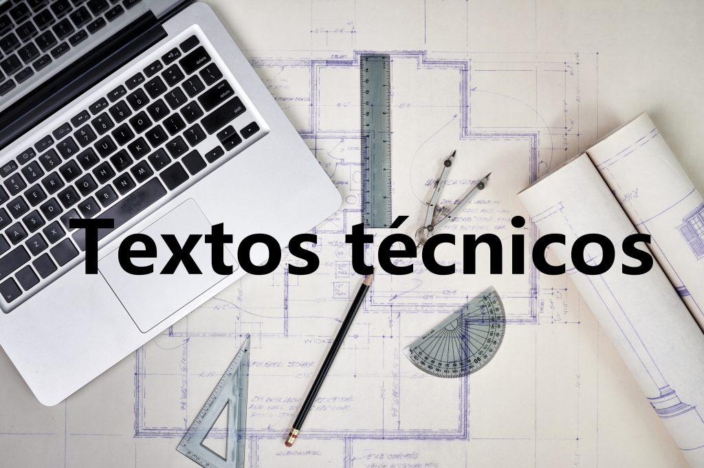 Textos técnicos