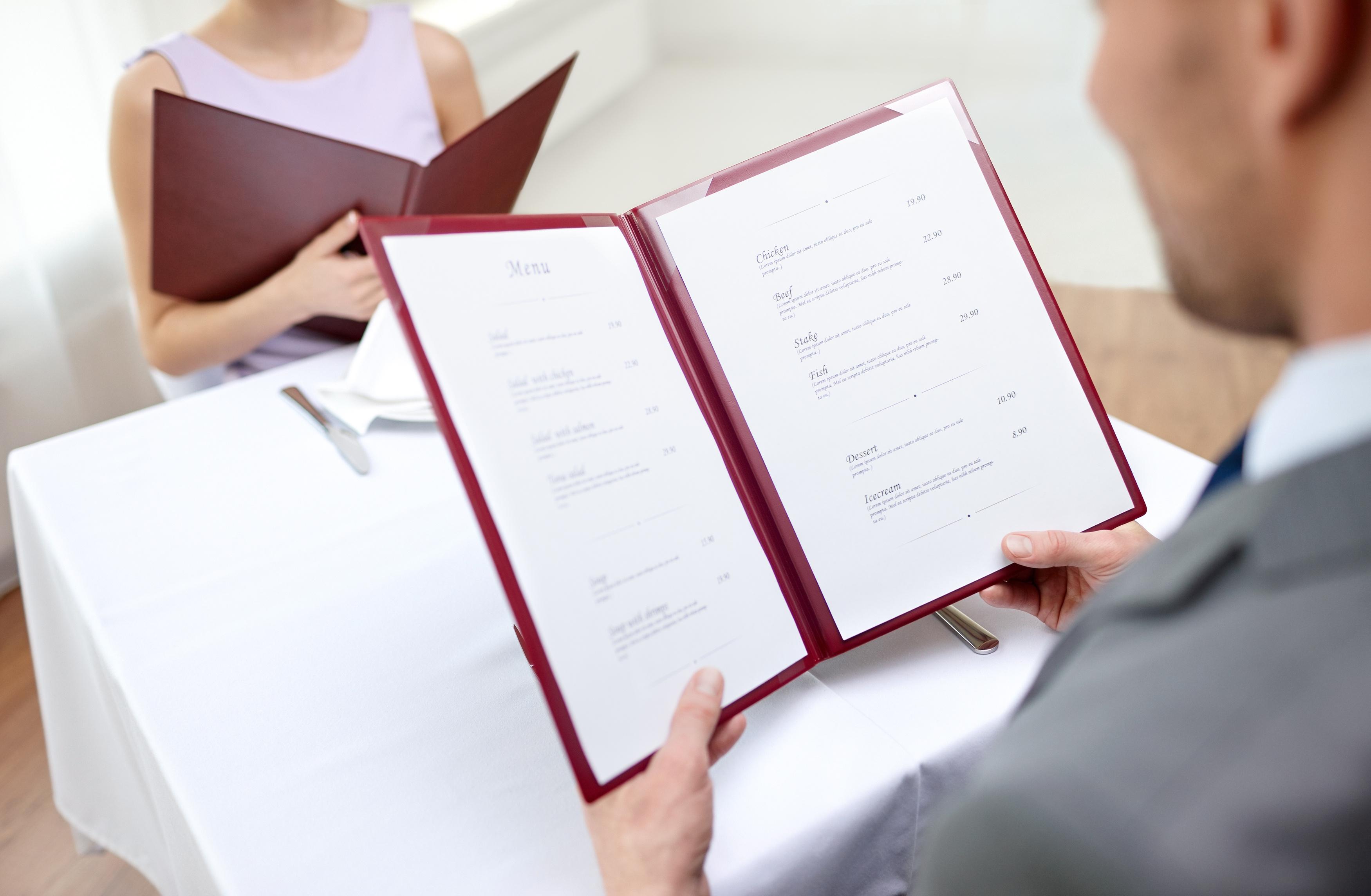 traducir menus