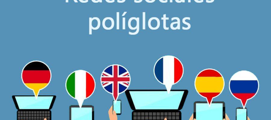 redes sociales multilingües